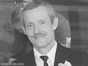 Former U.S. Army researcher Bruce Ivins killed himself in his Frederick, Maryland, home in July.
