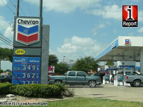 Many gas stations around the U.S. are limiting how much gas people can buy.
