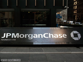 Officials said most of the powder-laced letters were sent to branches of JPMorgan Chase.