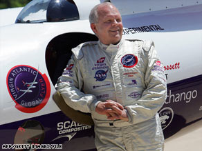 The wreckage of adventurer Steve Fossett's plane was found in California's Sierra Nevada on October 1.