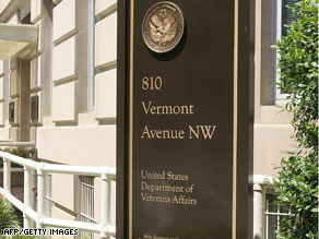 The plaintiffs say the U.S. Department of Veterans Affairs takes an average of six months to rule on a typical claim.