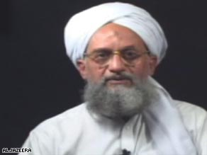 Al Qaeda leader Ayman al-Zawahiri mocked President-elect Barack Obama in an Internet message.