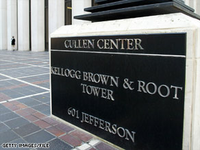 16 Indiana National Guardsmen have sued the Houston-based company Kellogg Brown and Root, known as KBR.
