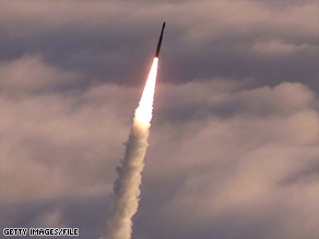 An official says the target missile launched in the upcoming test will have countermeasures.