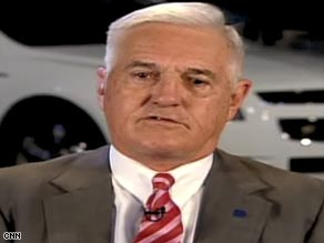 "General Motors exec Bob Lutz says he sees the $15 billion proposal for automakers as a ""bridge loan."""