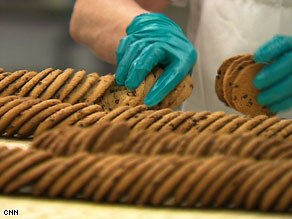 Cookie production has resumed and some workers are back on the job at the Archway factory in Ashland, Ohio.