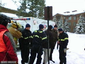 No one was hurt in Monday's avalanche at Jackson Hole Mountain Resort, the second to hit the resort in days.