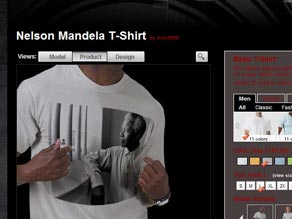 Those protecting Mandela's image want him remembered as more than just a face on a T-shirt