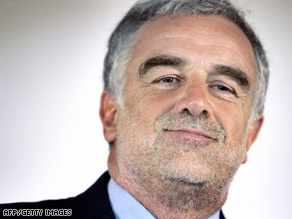 "Luis Moreno-Ocampo: ""Pressure is normal in my job ... I don't care about opinions. I care about my evidence."""