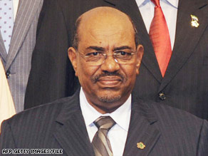 President Al-Bashir was indicted for masterminding attempts to wipe out African tribes in Darfur.