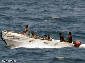 Pirates have caused havoc off the coast of Somalia, hijacking 33 ships this year.