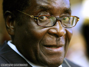 The humanitarian crisis in Zimbabwe has led to calls to remove President Robert Mugabe from power.