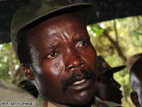 The Lord's Resistance Army, led by Joseph Kony, has been accused of many atrocities.
