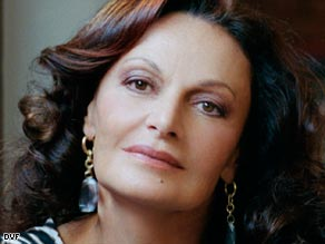 It's not just about dresses. Diane von Furstenberg aims to empower women with confidence.