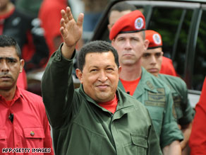 "President Hugo Chavez has been campaigning hard for what he calls ""my candidates."""
