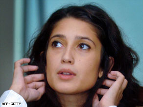 Outspoken critic of President Musharraf, a life free of politics is unlikely for Fatima Bhutto.