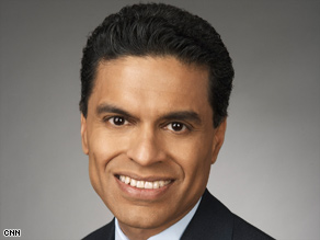 "Fareed Zakaria says a Barack Obama presidency would illustrate an ""only in America"" type of story."