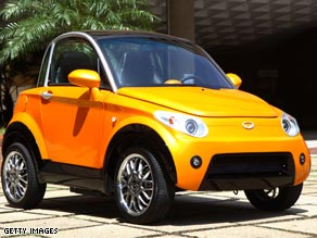 MyCar, the electric vehicle developed in Hong Kong, would be perfect for the city, but faces big obstacles.