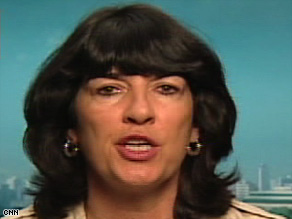 CNN's Christiane Amanpour is to witness the destruction of part of a North Korean nuclear reactor Friday.