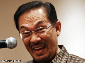 Malaysian opposition leader Anwar Ibrahim says he has proof sodomy charges against him were fabricated.