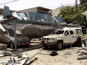 The recent attack by a suicide bomber on the Indian embassy in Kabul killed more than 40 people.