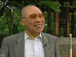 Shigeo Tokuda (his pseudonym) says he hopes to work until he's 80 or even older.