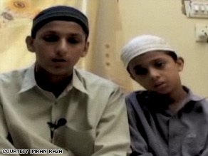 "The boys' father is perplexed by the stir created over his children: ""I sent my children to learn the Quran."""