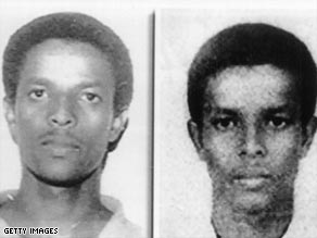 Fazul Abdullah Mohammed, a suspected terrorist, is shown in photos released by the FBI.