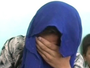 The 12-year-old girl, gang-raped in Afghanistan, weeps as her family demands justice.