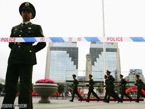 China has tightened security in the Xinjiang Uygur Autonomous Region after recent attacks.