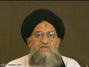 A $25 million reward has been offered for Ayman al-Zawahiri, al Qaeda's second-in-command.