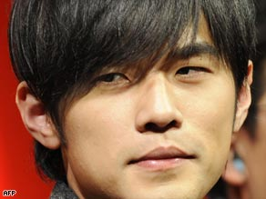 At 29, Jay Chou is already a household name in many Asian countries.