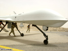 Small, quiet and deadly drones are operated remotely by pilots in the United States.
