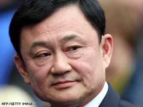 Thaksin Shinawatra is accused of bending government policy to benefit his family's business.