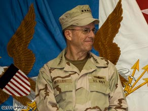 Adm. Michael Mullen