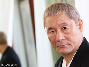 """The West has no equivalent"" of Japan's multitalented Takeshi Kitano."