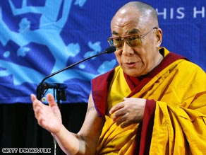The Dalai Lama, the spiritual leader of Tibet, is expected to be able to resume international travel.