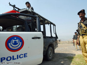 The North West Frontier Province has seen clashes between Pakistani authorities and Taliban militants.