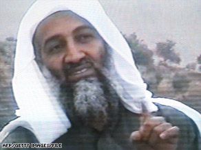 Osama bin Laden remains on the run despite a $25 million reward for his capture.