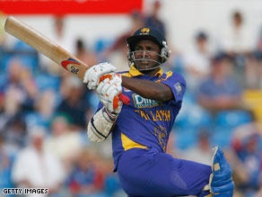Jayasuriya's stature and shot-making led to comparisons with India's Sachin Tendulkar.