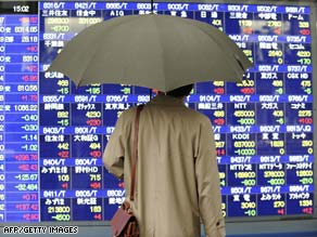 Japan's Nikkei index was down 1.27 percent in early trading.