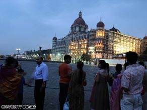 The Taj Mahal Palace's main building is expected to remain closed until next year.