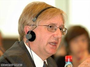 Former British ambassador to Uzbekistan, Craig Murray