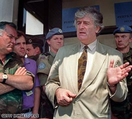 'Butcher of Bosnia' Karadzic arrested