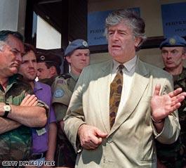 'Butcher of Bosnia' Karadzic arrested