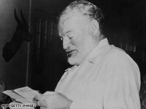 Ernest Hemingway: The granddaddy of &quot;flash fiction&quot;?