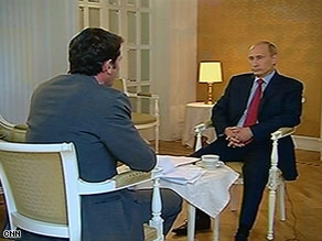 """We did not seek such conflicts,"" Russian Prime Minister Vladimir Putin told CNN's Matthew Chance."