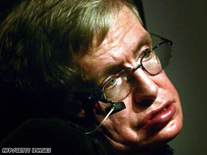 "Submit a question for scientist Stephen Hawking and we will put the best to him on ""The Spirit of Space"" in October."