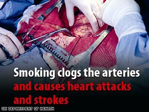 Health officials believe visual warnings may be more effective than written ones.