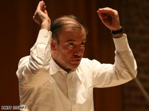 Valery Gergiev sees music not only as an art-form, but also as a means to bring people together